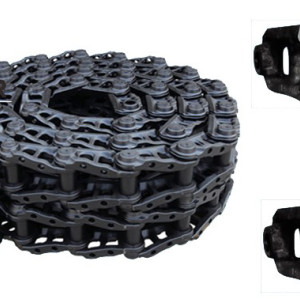 E325 Excavator track chain 203.2mm Picth 45L