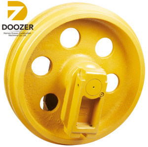 PC200-7 hard wearing excavator idler roller assembly