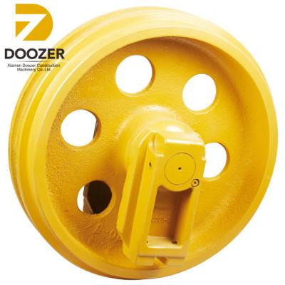 PC200-7 hard wearing excavator idler roller assembly
