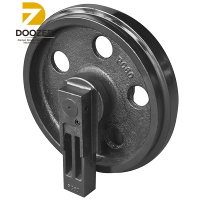 Track Front Idler For Excavator PC60
