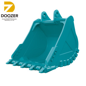 New Kobelco excavator heavy duty bucket