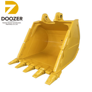 CAT 320B excavator bucket,excavator parts of bucket
