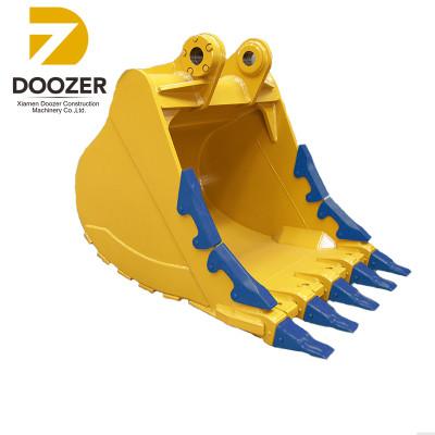 PC300 Excavator bucket,Heavy duty rock bucket crusher for excavator