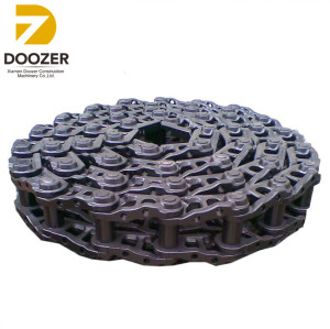 Excavator/Bulldozer Track Link Assembly