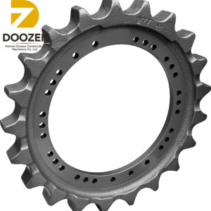 DH220 Excavator Drive Sprocket Low Price Sprocket Wheel
