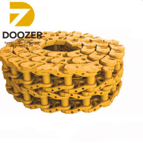 Abrasion resistant undercarriage parts 49L Track chains/track link assembly for Caterpillar Excavator E70B/E120B/E312/E320B