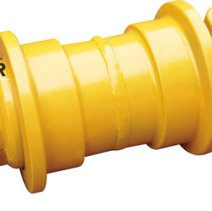 Durable in Use R200 E181-2002-KW Construction Machinery Parts Excavator Track Roller for Hyundai