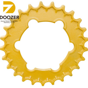 undercarriage parts bulldozer sprocket segment D20A-6 D20P-7D21