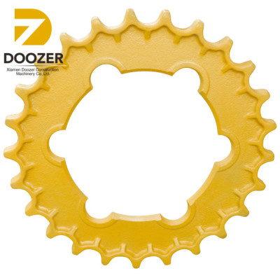 undercarriage parts bulldozer sprocket segment D20A-6 D20P-7D21