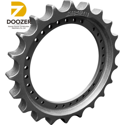 Factory Wholesale DH370 Excavator Chain Sprocket Gear for Daewoo