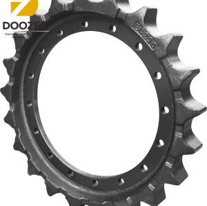 Excavator Volvo EC290/EC360/EC460 Sprocket/Drive Ring Gear