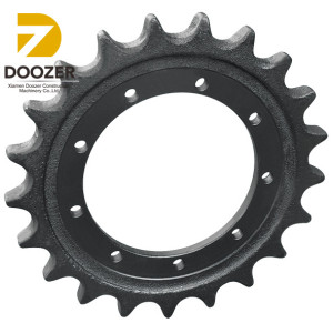 Factory Wholesale EX30 Excavator Chain Drive Sprocket for Hitachi