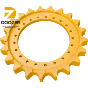 Low Wear and Tear LS2800 Excavator Roller Chain Sprocket for Sumitomo