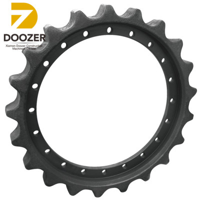 Reliable Quality PC300-6 Excavator Drive Roller Chain Sprocket for Komatsu