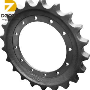 Superior Quality R105/R130/R140 Bulldozer Excavator Drive Sprocket