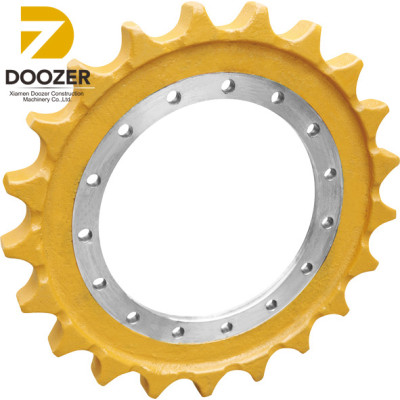 Top Class SK100 Excavator Parts Chain Drive Sprocket for Kobelco