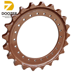 Top Class SK200/SK230/SK250 Excavator Parts Chain Drive Sprocket for Kobelco