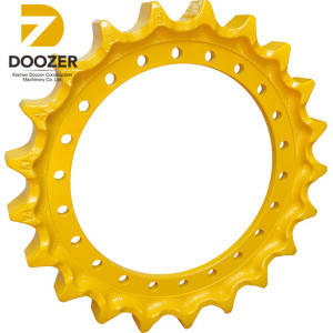 Finely Processed ZAX330  Chain Excavator Drive Sprocket for Hitachi
