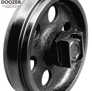 Professional DH55 Excavator Front Idler Idler Wheel for Daewoo