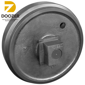 OEM/ODM SH220 Construction Machinery Spare Parts Front Idler for Excavator