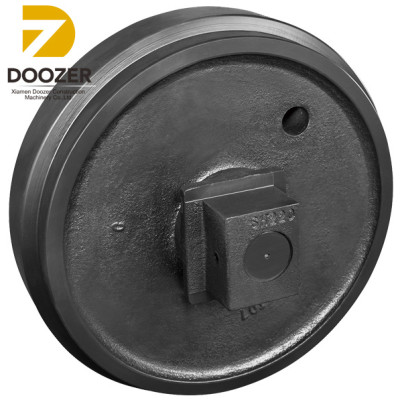 OEM/ODM SH280 Construction Machinery Spare Parts Front Idler for Excavator