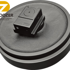 Factory Price ZX200 Construction Machinery Parts Front Idler for Hitachi