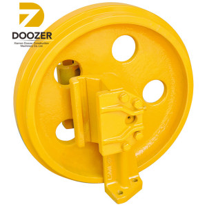 Undercarriage Parts BD2G Custom Excavator Front Idlers/Track Idler for Mitsubishi