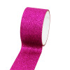 Envirmental wateractivated advertisment glitter tape