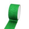 Gift packing adhesive glitter tape