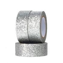 Non took-off glitter tape