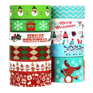 New Christmas washi tape set