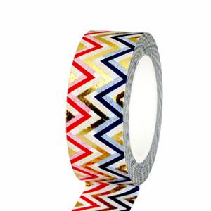Decorative gold foil waterproof washi tape for DIY crafts