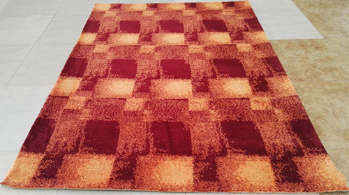 100% Polyester Material and Jacquard Style carpet