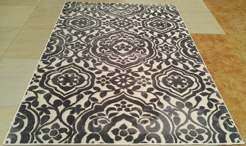 Best factory price 100% polyester jacquard carpet