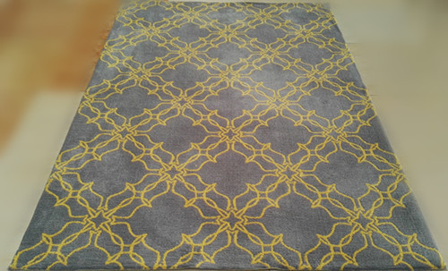 Best quality exported jacquard woven carpet