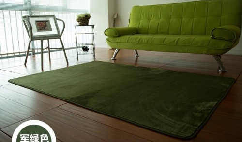 Handtufted living room polyester carpet with high quality