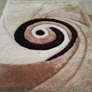 Fashion 3D Shaggy Wholesale Modern Carpets Floor China For Bathroom