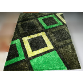 3d modern design polyester home decor shaggy carpet and rug