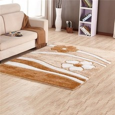 Best Factory Price Microfiber 100% Polyester Jacquard Floor Carpets