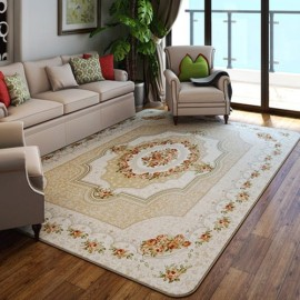 Hot Selling European Style Floor Carpet for Home Decoration