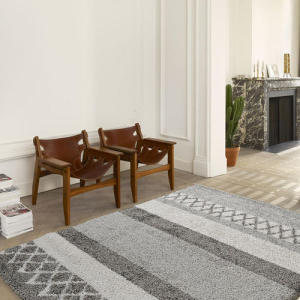 100% Polyester Plain  Soft Shaggy Floor Carpets and Rugs