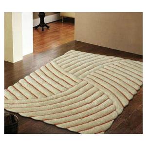 100% Polyester modern design 3D shaggy carpets