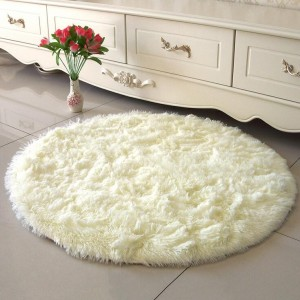 High quality soft microfiber shaggy rugs for decoration