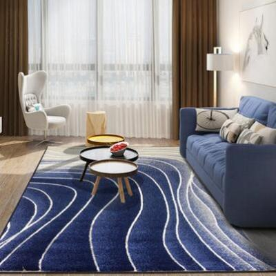 High Quality 100% Polyester modern style  carpets