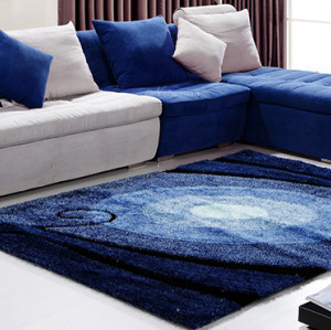 Modern design soft microfiber carpets from China