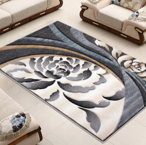 High Quality Modern Design 100% Polyester Carpet