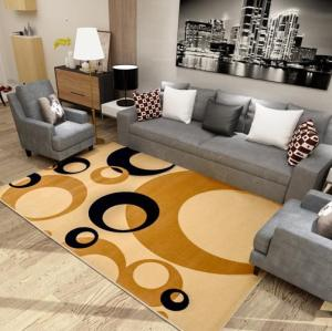 Wholesale 100% polyester mcrofiber carpet for room decoration