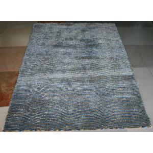 polyester silk and stretch yarn shaggy new design shaggy carpets