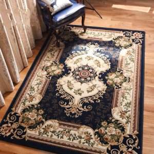 European Style Home Decor Jacquard Rugs and Carpets