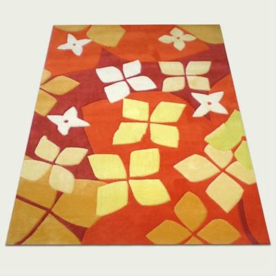 Wholesale 100% polyester microfiber decorative carpets